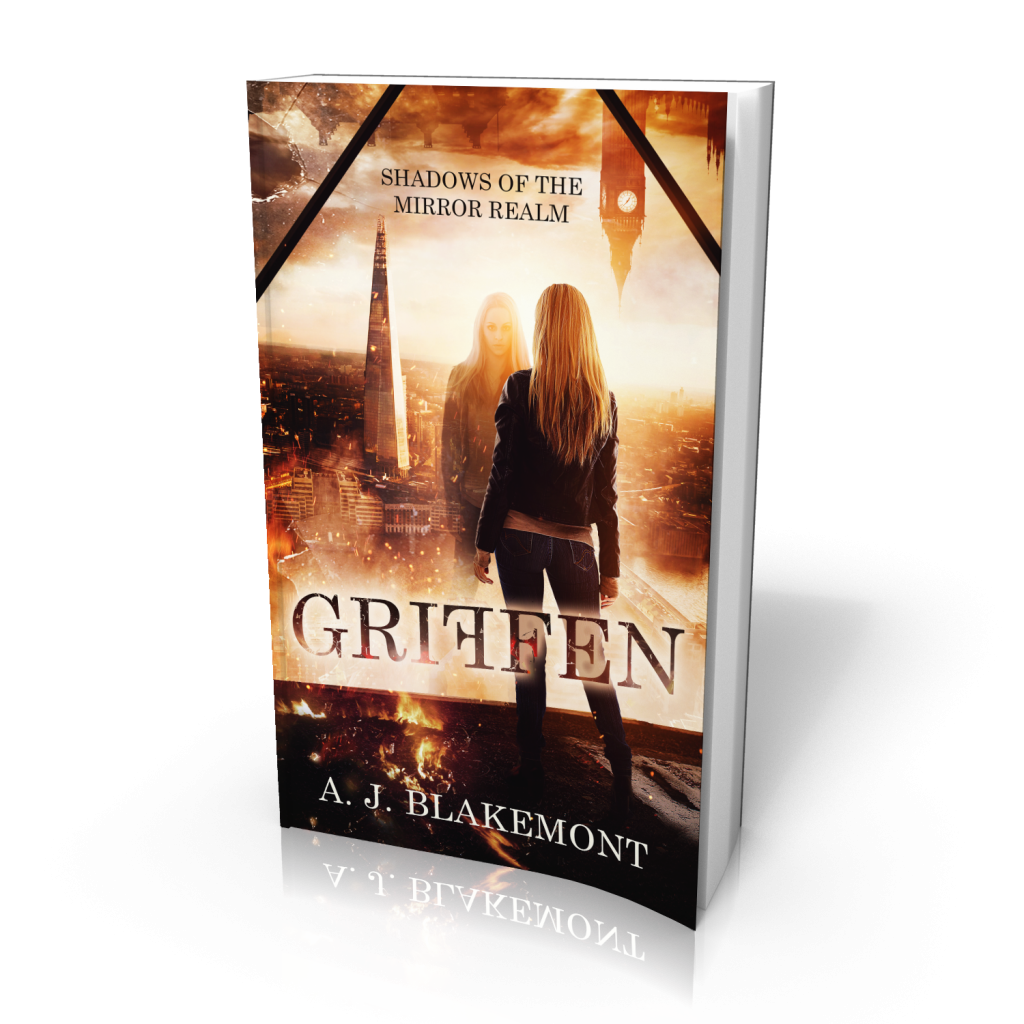 Griffen by A.J. Blakemont, book cover