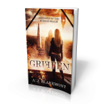 Griffen, cover reveal!