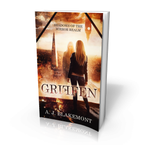 Griffen by A. J. Blakemont, book cover