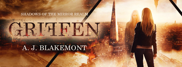 Griffen by A. J. Blakemont, urban fantasy novel