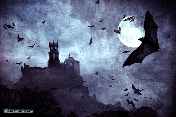 Dark fantasy, horror, dark science fiction