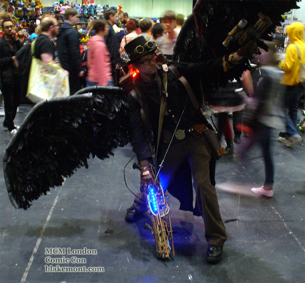 Cosplay - photo from MCM London Comic Con October 2015