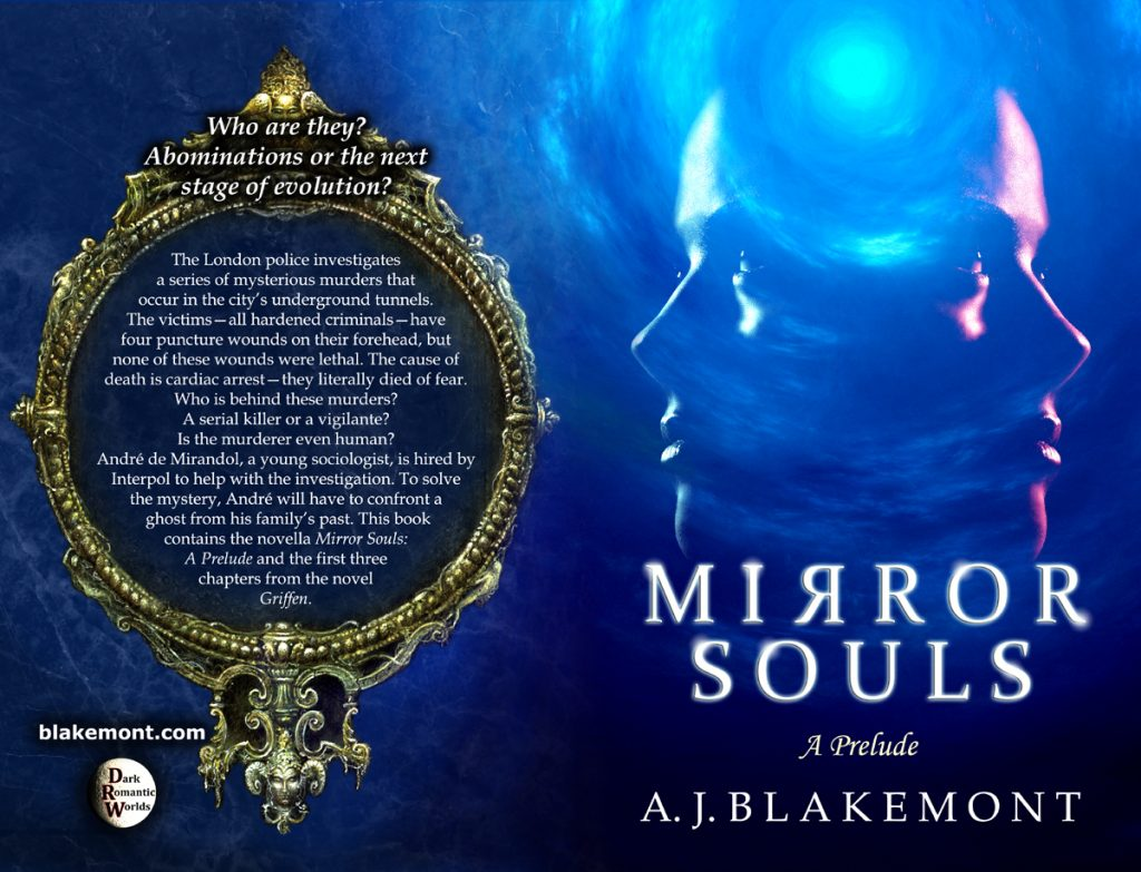Mirror Souls: A Prelude paperback cover